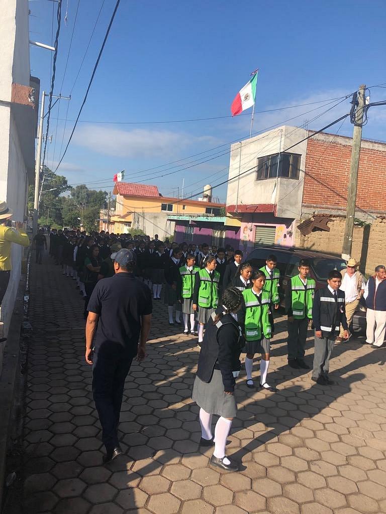Desfile 2019